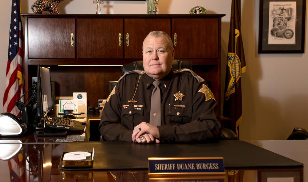 Sheriff Duane Burgess